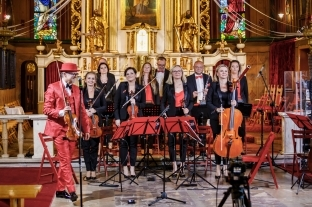 Koncert on-line Grohman Orchestra