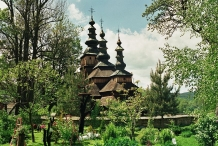 The Greek Catholic Parish Church of the Protection of the Mother of God in Owczary