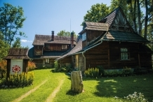 "The ""Harenda Villa"" in Zakopane"